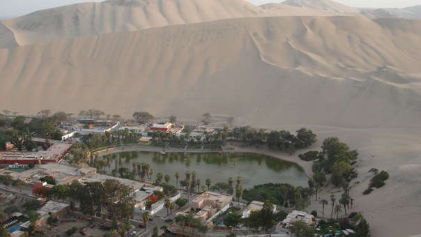 La laguna de Huacachina aparece en video promocional de Apple