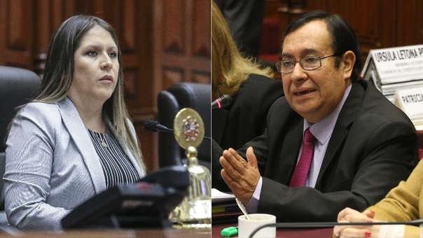 Vilcatoma criticó a Prado Saldarriaga por sus declaraciones en una entrevista con RPP Noticias.