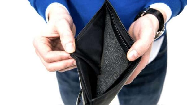 El 22% están recurriendo a créditos de prestamistas y bancos para llegar a fin de mes.