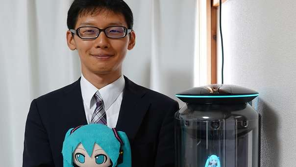 El joven japonés tiene planeado realizar la boda el próximo 4 de noviembre.