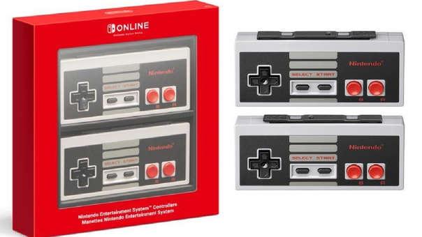 Mandos NES para Nintendo Switch