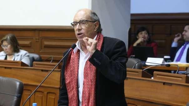 Corte Superior de Lima condenó al legislador a cinco años y seis meses prisión efectiva.