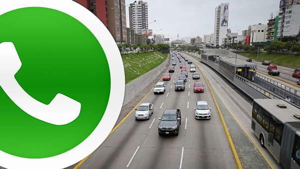 WhatsApp es usada como herramienta contra el tráfico