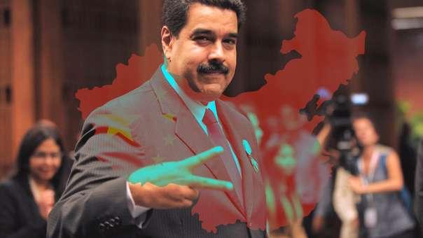 Maduro buscará negociar sus deudas con China e incluso adquirir una más.