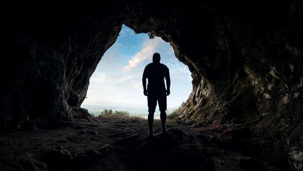 El hallazgo fue hecho en una cueva de Sudáfrica