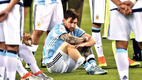 Lionel Messi no ha ganado ningún título con la Selección mayor de Argentina.