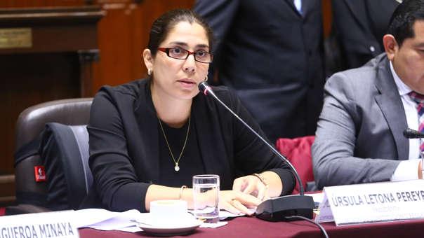 La vocera además afirmó que se cumplirán con los cronogramas para debatir las reformas y que estas llegarán para el mes de octubre.