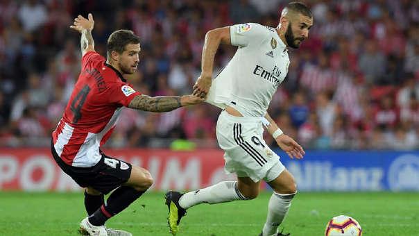Real Madrid vs. Athletic Bilbao