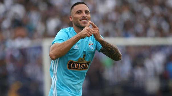 Emanuel Herrera llegó a los 29 goles con Sporting Cristal en la temporada.