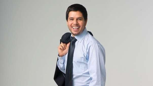 Renato Cisneros estrena