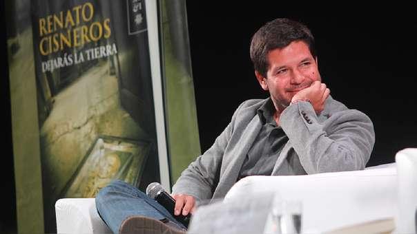 Renato Cisneros es escritor, periodista y conductor de RPP Noticias.