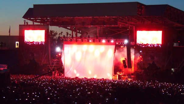 Un festival de música.