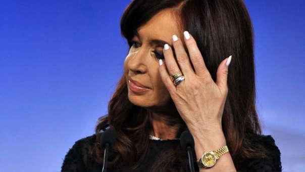 CFK seguirá libre por ser senadora.