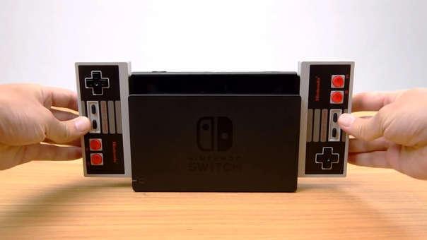 Los Mandos De Nes Para Nintendo Switch Solo Funcionaran Para El