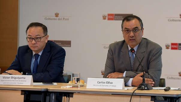 Oliva aseguró que trabajan una reforma tributaria para simplificar los regímenes  del Impuesto a la Renta, racionalizar los beneficios tributarios y fortalecer los ingresos  de los gobiernos locales.