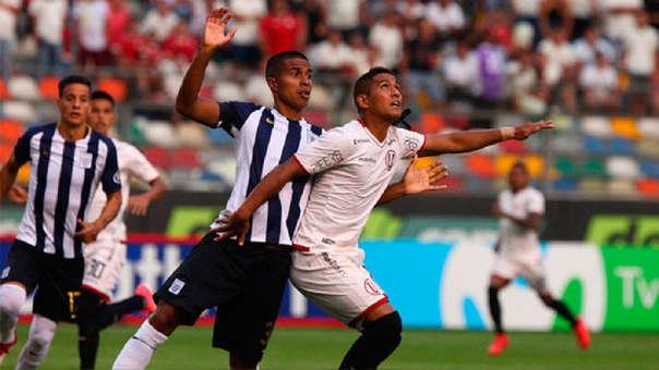 Universitario y Alianza Lima