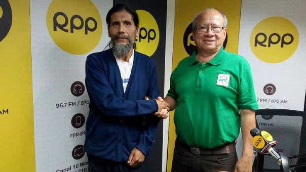 Nórbil Vega y Ángel Carlos