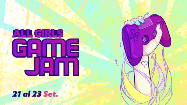 All Girls Game Jam