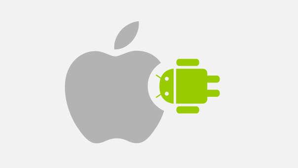 Si bien Android cuenta con una gran cuota de mercado, las mayores ganancias son de Apple