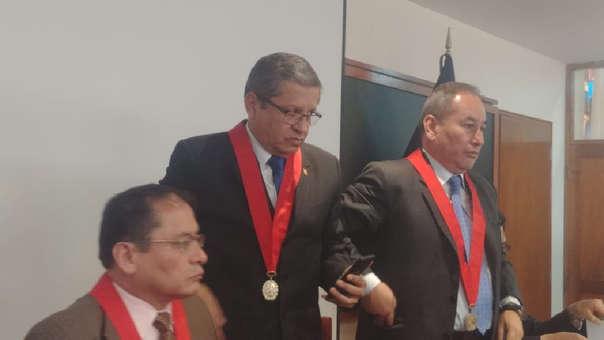 Jueces de Arequipa en contra de reforma.
