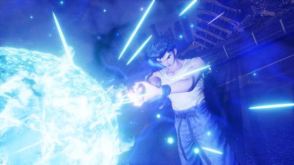 Yu Yu Hakusho en Jump Force