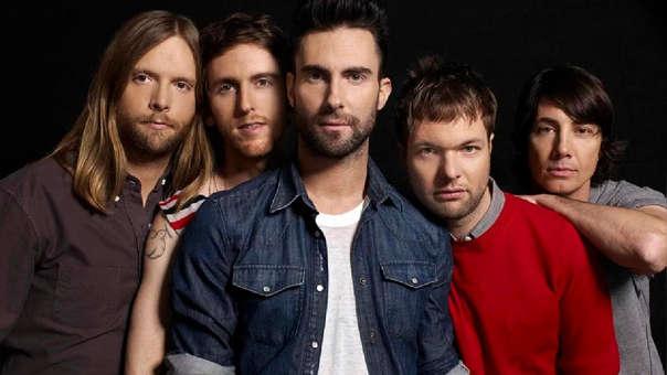 ¡Es oficial! Maroon 5 cantará en el medio tiempo del Super Bowl 2019