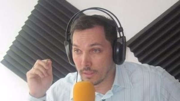 Según informó el gremio, Bravo fue detenido por funcionarios de migración en el aeropuerto de Caracas.