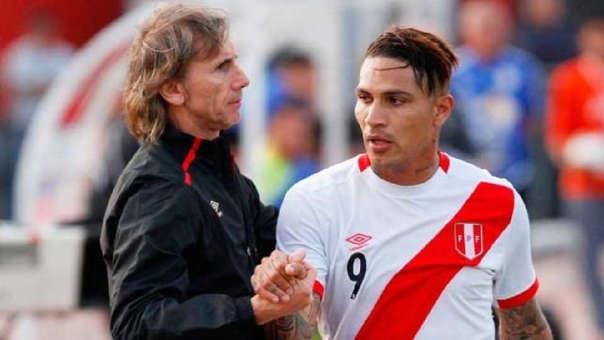 Paolo Guerrero y Ricardo Gareca participaron de las votaciones de los premios The Best por ser el capitán y el entrenador de la Selección Peruana.