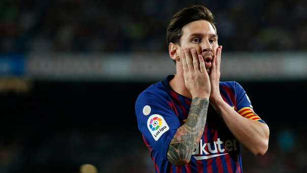 Lionel Messi nunca ha ganado el premio The Best de la FIFA.