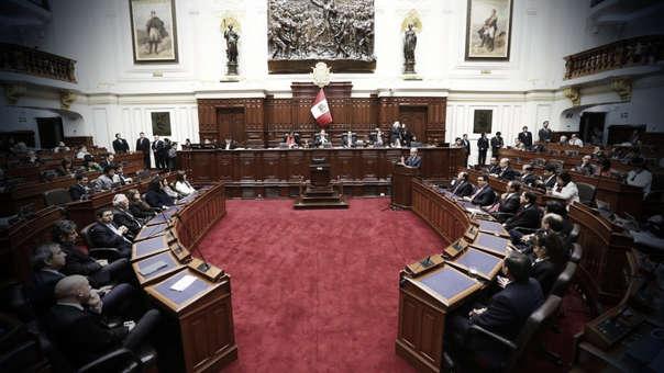 De acuerdo a la reciente encuesta, el 86% de los peruanos desconfía del Congreso de la República.