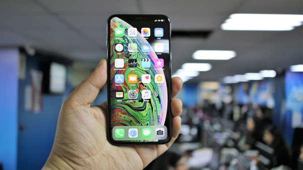Ya tenemos un iPhone Xs Max a prueba
