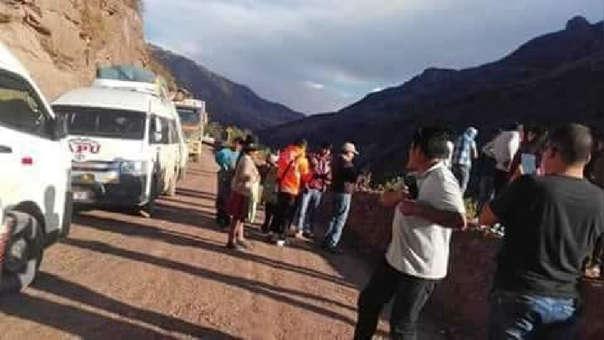 Accidente en Cusco