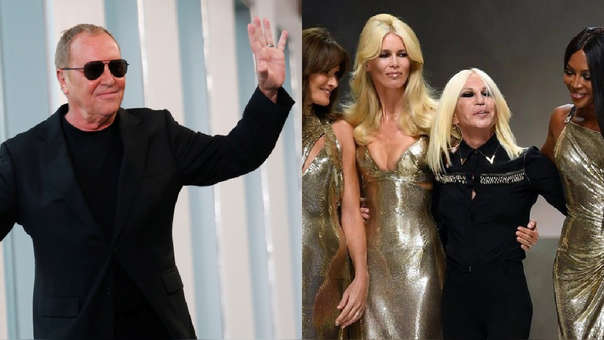 Michael Kors compró a la italiana Versace por US 2,120 millones ... 7f52d14283