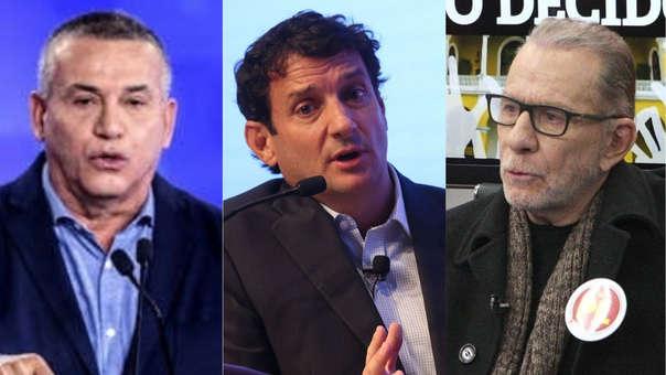 El pasado domingo Ricardo Belmont propuso un debate electoral solo con Renzo Reggiardo en la UNMSM.