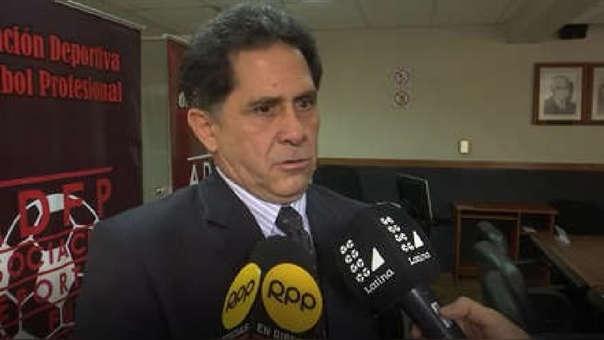 Hugo Duthurburu es presidente de la ADFP.