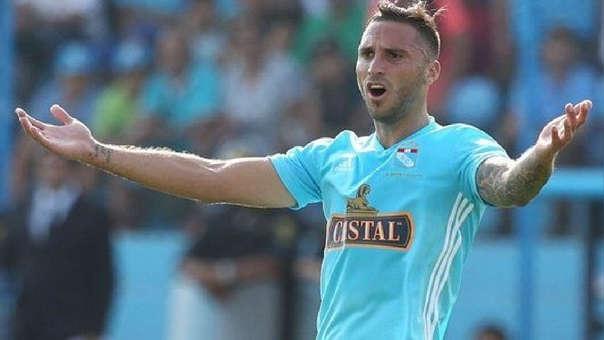Emanuel Herrera tiene 32 goles en lo que va de la temporada con Sporting Cristal.