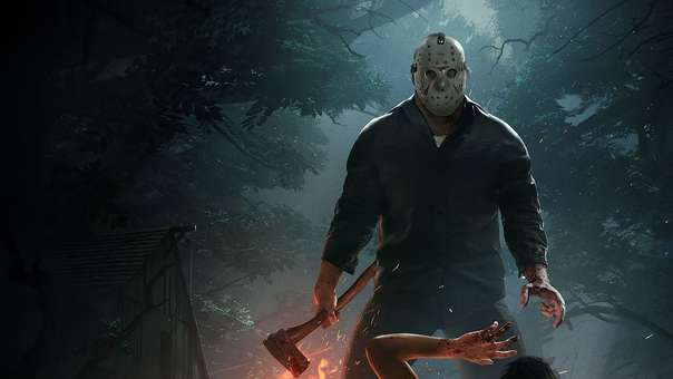 Friday 13 the game