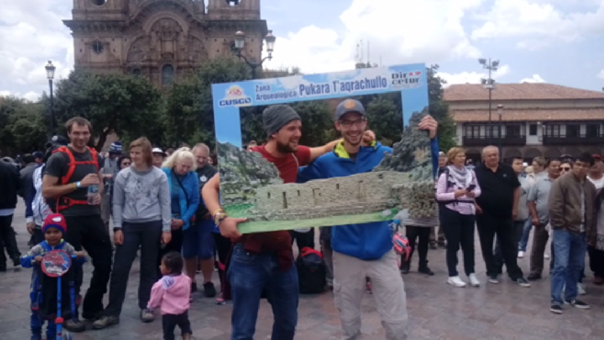 Día Internaiconal del Turismo Cusco