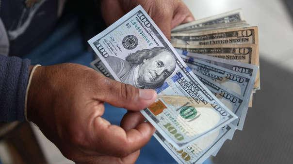 A inicios de mes, el dólar marcó sus puntos más altos en lo que va del año.