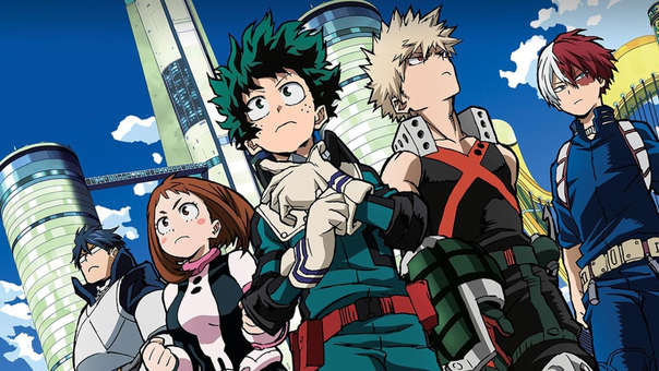 Confirman cuarta temporada de My Hero Academia | RPP Noticias