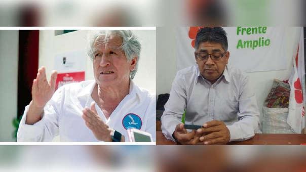 Virgilio Acuña y Silvestre Juárez piden retirar de contienda a Podemos Perú
