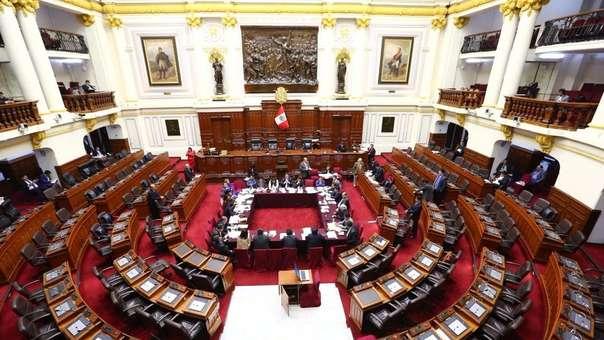 El Parlamento sesionó hasta las 2:15 de la mañana para resolver las acusaciones sobre César Hinostroza y ex integrantes del CNM.