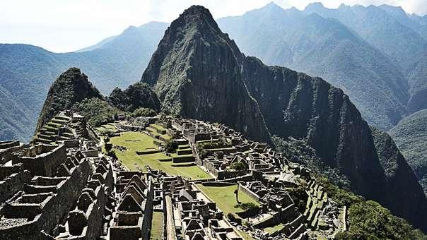 La ciudadela de Machu Picchu es el mayor atractivo turístico del Perú.