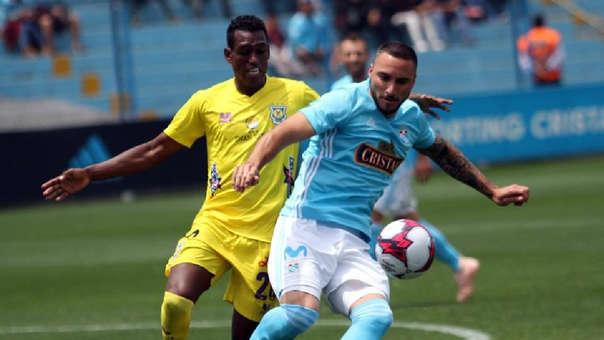 Sporting Cristal vs. Comerciantes Unidos
