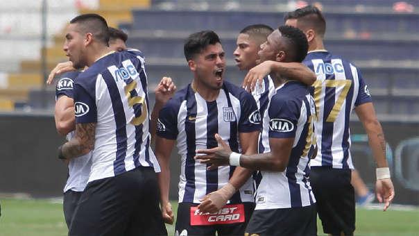 Alianza Lima vs. Real Garcilaso
