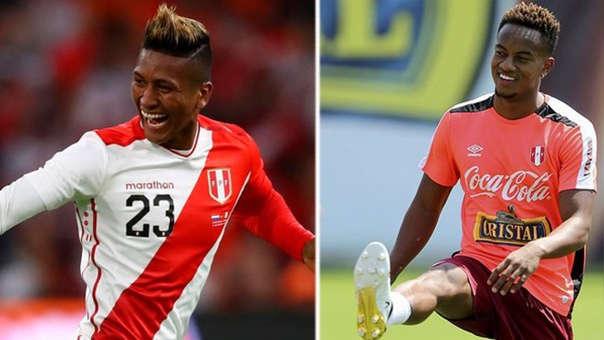 André Carrillo y Pedro Aquino fueron titulares en el partido ante Francia en el Mundial Rusia 2018. La Selección Peruana perdió 1-0.