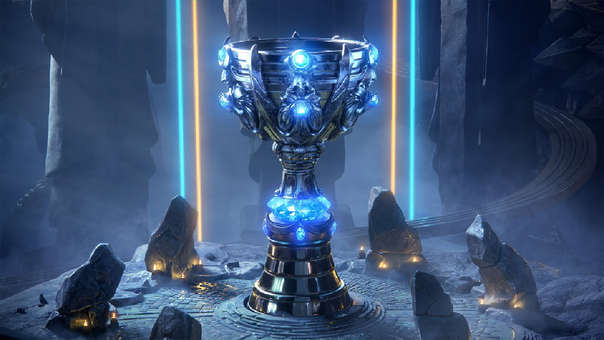 League of Legends Worlds Championship 2018