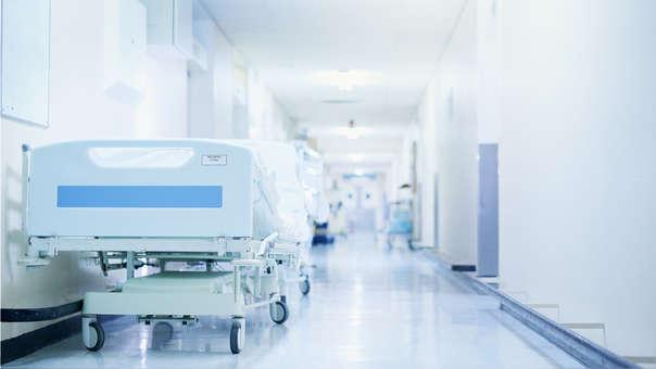 Andrew Wardle estuvo cinco días en coma.