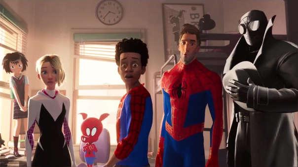 Spider-Man: Un nuevo mundo
