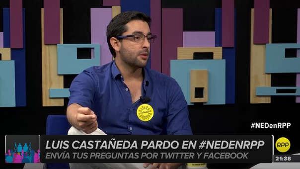 Luis Castañeda Pardo